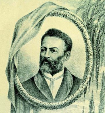 O abolicionista Luiz Gama