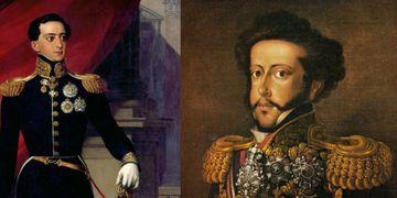 Na Trilha da História mostra disputa entre Dom Pedro I e Dom Miguel