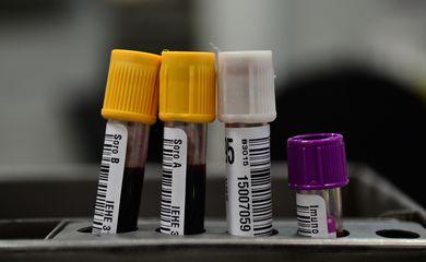 O evento Rolezinho no Hemorio, convoca pelas redes sociais a população a doar 450 litros de sangue, como parte das atividades de comemoração aos 450 anos da cidade.(Fernando Frazão/Agência Brasil)