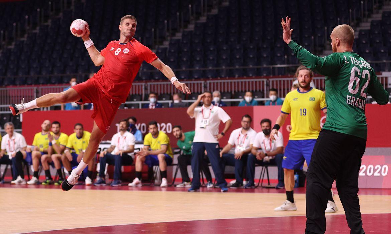 brasil, noruega, handebol, tóquio 2020, olimpíada
