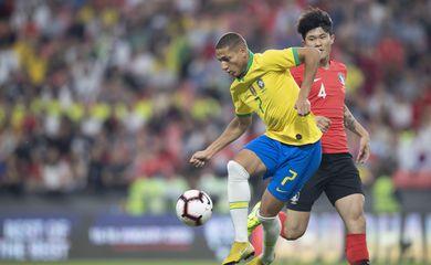 Brasil x Coreia do Sul em Abu Dhabi