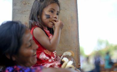 guaranis-kaiowás crianças