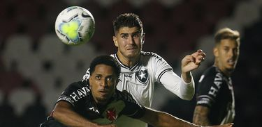 Vasco 0 x 0 Botafogo