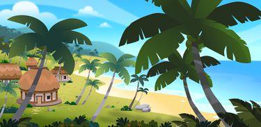 O coqueiro é considerado A Árvore da Vida