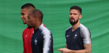 França se prepara para a Final da Copa do Mundo 2018