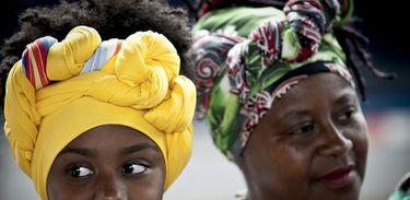 Mulheres movimento negro