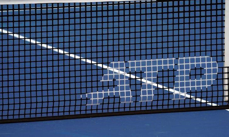 Logo da ATP - rede de tênis