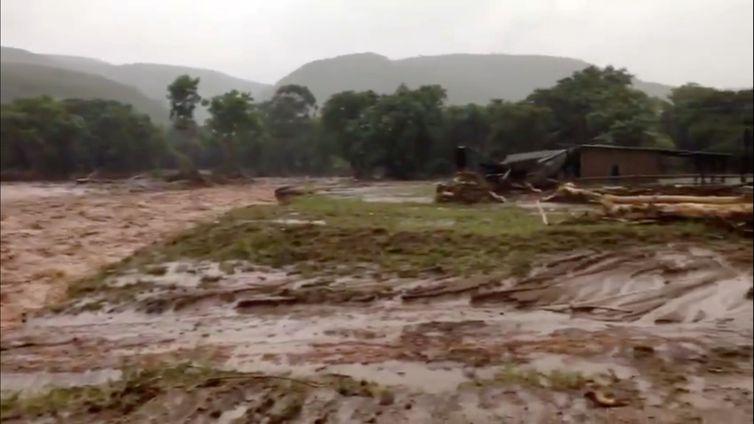 Ciclone, Idai, Moçambique