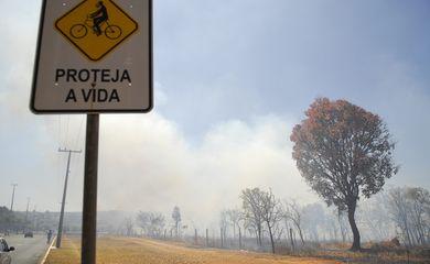 Defesa Civil declara estado de emergência no DF devido à baixa umidade