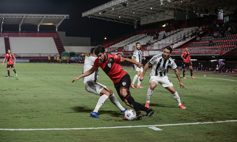 Atlético-GO, libertad, copa sul-americana