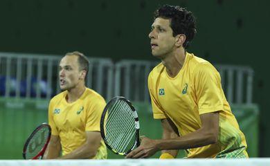 Dupla de Bruno Soares com Marcelo Melo é confirmada para Tóquio 2020 - Olimpíada