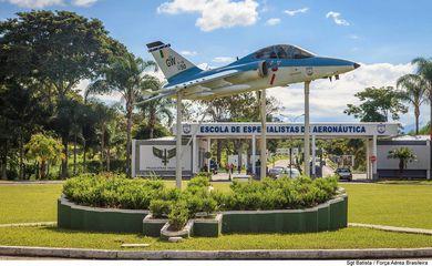 A Escola de Especialistas de Aeronáutica
