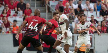 Flamengo x Athletico Paranaense