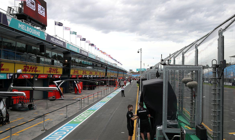 GP da Austrália de F-1 é cancelada por conta de caso de coronavírus