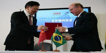 EBC e China Media Group firmam acordo para troca de conteúdos