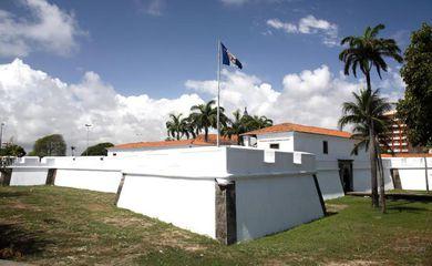 Forte das Cinco Pontas, no Recife