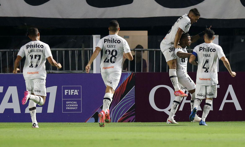 Santos, The Strongest, Libertadores