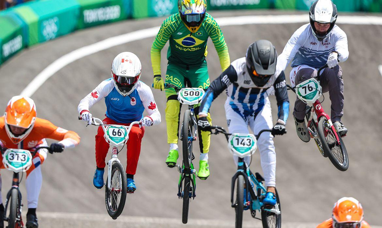 ciclismo bmx, renato rezende, tóquio 2020, olimpíada