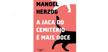 Capa do Livro de Manoel Herzog