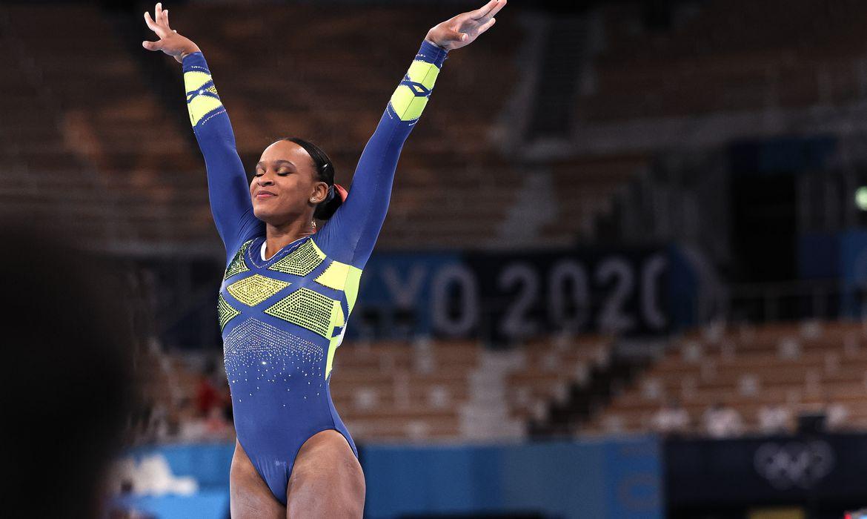 Rebeca Andrade, ginástica artística, tóquio 2020, olimpíada