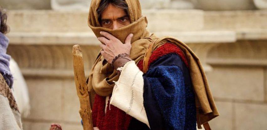 Moisés de volta ao Egito