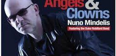 CD NUNO MINDELIS ANGELS & CLOWNS