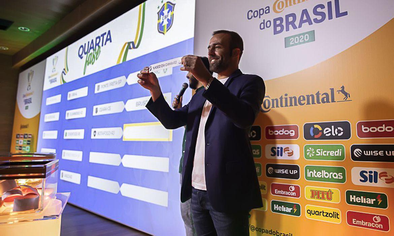 Sorteio - Copa do Brasil