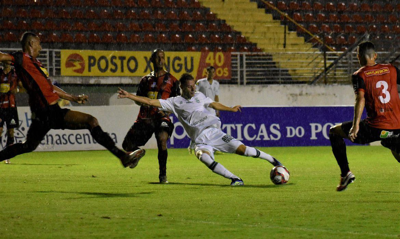 América vence  Pouso Alegre por 2 a 1