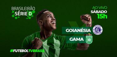 Goianésia (GO) X Gama (DF)