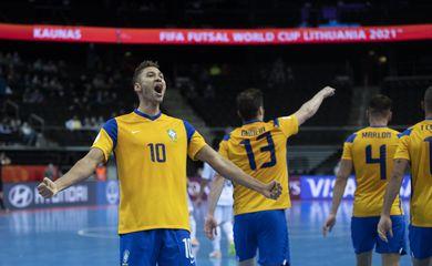 esportes, futsal, copa do mundo, brasil, seleção