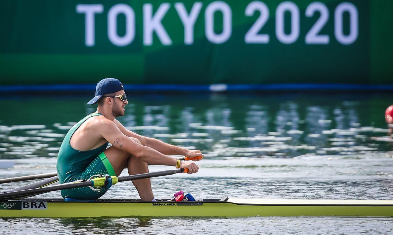 Tóquio 2020, Lucas Verthein, olimpíada, Skiff simples do remo