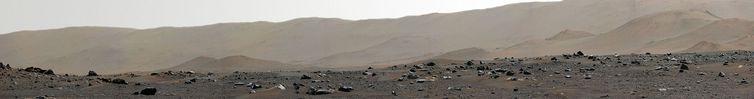 Perseverance Marte Panoramica