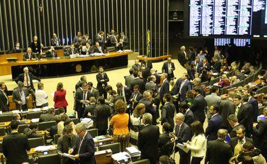 Plenário rejeita votação fatiada e inicia análise de mérito da reforma da Previdência