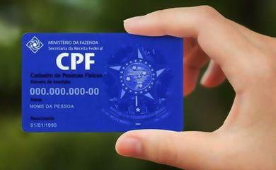 CPF, Receita Federal