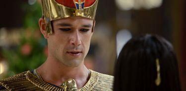 Ramsés é o novo faraó