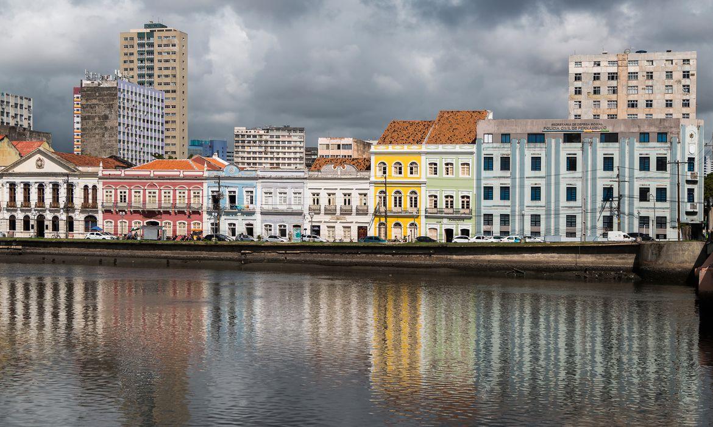 Recife, cidade antiga