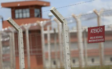 Penitenciária federal de segurança máxima de Brasília.