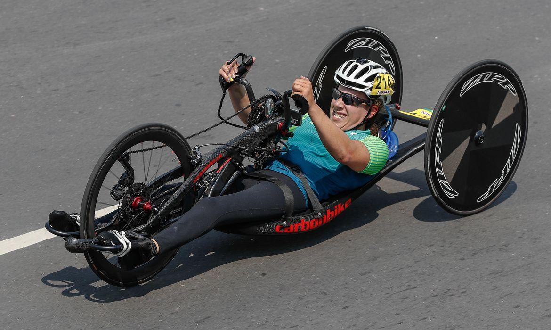 Jady Malavazzi nos Jogos Paralimpicos Rio 2016