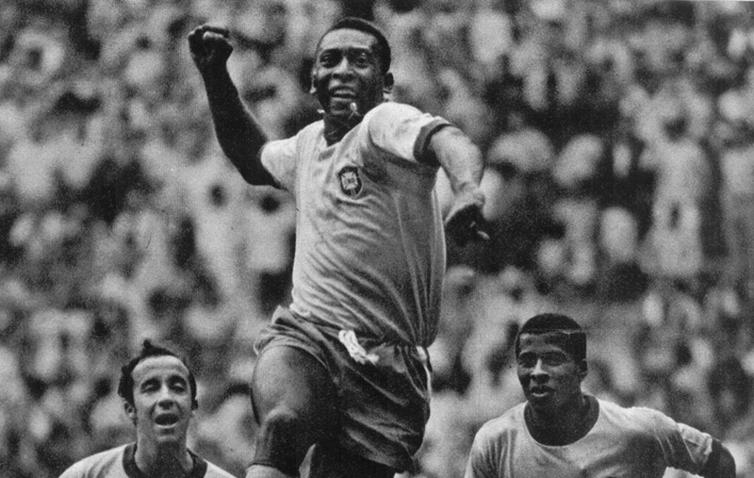 50 anos do Tri - Copa do Mundo do México, seleção brasileira, tricampeã, Pelé