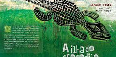 A ilha do crocodilo, de Geraldo Costa