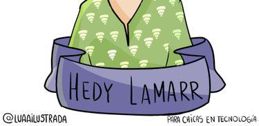 Hedy Lammar , atriz e inventora