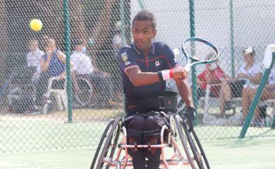 Ymanitu, Mundial de Tênis em cadeira de rodas - Itlalia