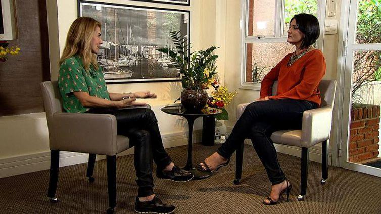 Roseann Kennedy entrevista a atriz e escritora Maitê Proença
