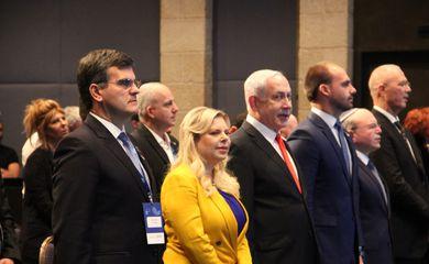 Inauguração de escritório de negócios da Apex em Jerusalém (Israel)