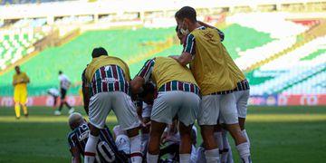 Fluminense supera o Red Bull Bragantino no Maracanã