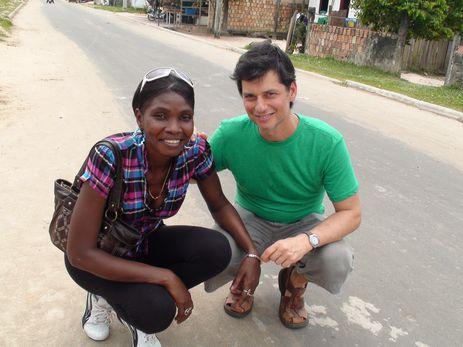 Luís Nachbin viaja pelo país com o programa Entre Fronteiras