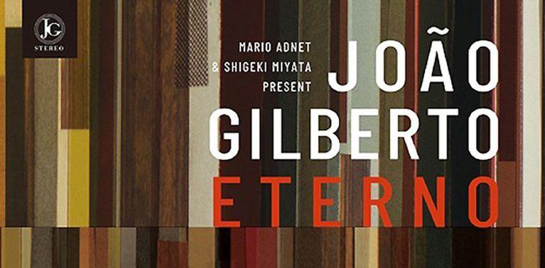 """CD """"João Gilberto Eterno"""""""