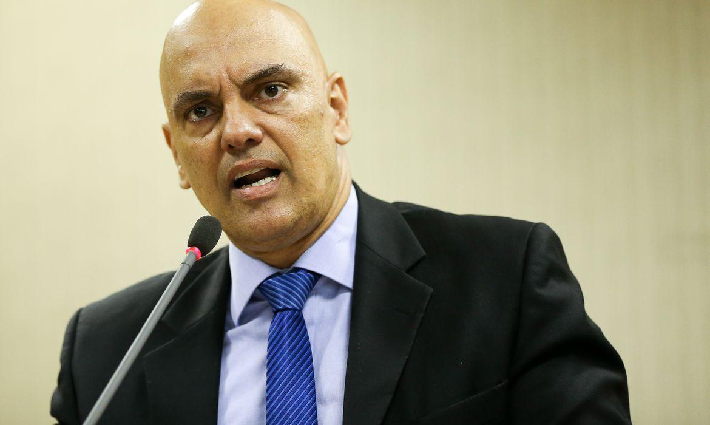 Brasília - O ministro da Justiça, Alexandre de Moraes, participa da cerimônia de abertura da Semana Nacional para Erradicação do Trabalho Escravo (Marcelo Camargo/Agência Brasil)