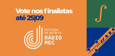 Banner Festival Rádio MEC 2021 - finalistas - arte para destaque primário