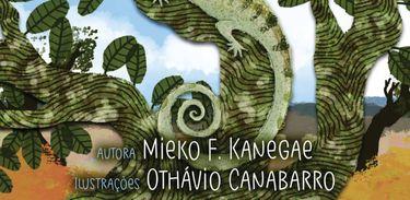 O Camaleão Zozói, de Mieko Kanegae